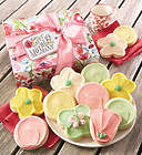 18 Frosted Mother's Day Cookies Gift Box
