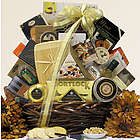 The Connoisseur Gourmet Cheese Basket