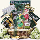 Above Par Valentine's Day Medium Golf Gift Basket
