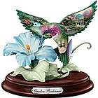 Garden Radiance Hummingbird Sculpture