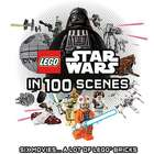 Lego Star Wars In 100 Scenes Book