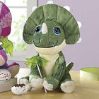 Dex Dino Plush Toy with Candy