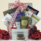 Gone Fishing! Valentine's Day Gift Basket