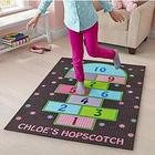 Personalized Hop, Skip and Jump Playmat