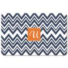 Personalized Clairebell Zig Zag Door Mat