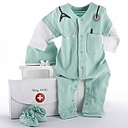 Baby M.D. Two-Piece Layette Gift Set