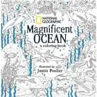 Magnificent Ocean Coloring Book