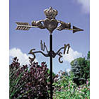 Claddagh Garden Weathervane