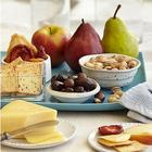 Simply Fresh Fruit, Cheese & Snacks Gift Box