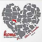 Personalized State of the Heart Canvas