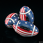 Stars and Stripes Footballs