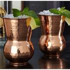 Monroe Moscow Mule Copper Cups