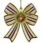 United States Marine Corps 3D Bow Ornament
