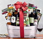 California Wine Quintet Gift Basket