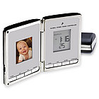 Digi-Companion Global Sync Atomic Clock & Digital Photo Frame