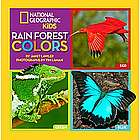 Rain Forest Colors Book for Kids