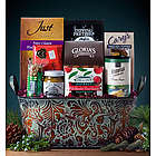 Sweet and Heat Gift Basket