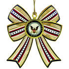 United States Navy 3D Bow Ornament