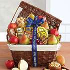 Feel Better Fruits and Sweets Gift Basket