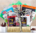 Gourmet Jerky and Pork Crackling Collection Gift Box