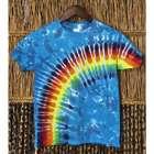 Kid's Rainbow Tie Dye T-Shirt