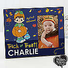 Precious Moments Kid's Personalized Halloween Picture Frame
