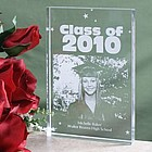 Engraved Photo Graduation Keepsake