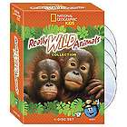 Really Wild Animals 4-DVD Set