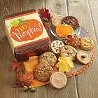 Hey Pumpkin Fall Cookies Gift Tin