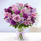 Large Shades of Purple Bouquet