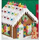 Pre-Baked Gingerbread House Kit