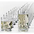 16 piece Impressions Glassware Set