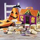 Halloween Cutout Cookies Decorating Kit with Accessories