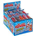 eFrutti Gummy Sour Soda Bottles - 80 Count Display Box
