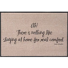 Jane Austen Welcome Mat