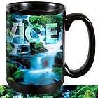 Service Waterfall Ceramic Coffee Mug
