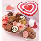 Love Struck Cookie and Brownie Gift Tin