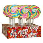 Pastel Whirly Lollipops