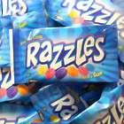3 Pounds Razzles Mini Candy Gum Packs