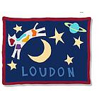 Personalized Fleece Moonjumper Blanket