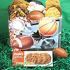 Cookies and Treats Sports Gift Basket