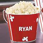 Personalized Individual Popcorn Bucket