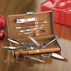 Stainless Steel 11-Piece Manicure Set