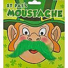 St. Pat's Green Mustache