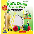 Kid's Drum Course Complete Starter Pack
