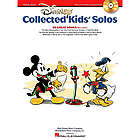 Disney Collected Kids' Solos Book and CD