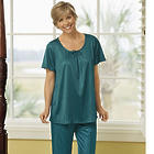 Womens National Tricot Pajamas