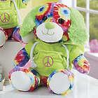 Tie Dye Peace Puppy