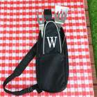 BBQ Tools with Embroidered Sling Tote