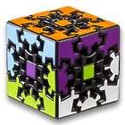Meffert's Rotation Gear Cube Brain Teaser Puzzle